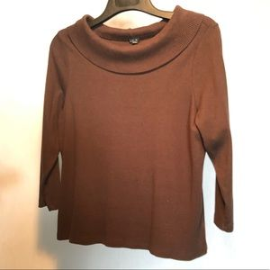 Sweaters - Cowlneck Sweater Blouse